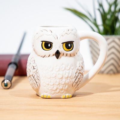 Nieuw - Harry Potter Hedwig mok