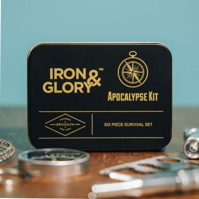 Iron & Glory noodkit