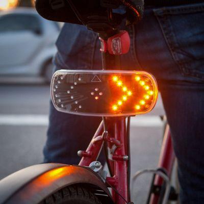 Outdoor en sport - IGGI Signal Pod – Richtingaanwijzer voor je fiets