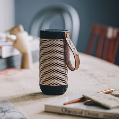 Wandelen & Kampeer Gadgets - aFunk 360° luidspreker met Bluetooth