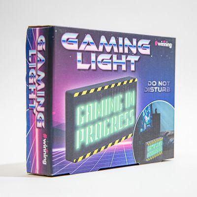 Kerstcadeau voor vriend - Gamer lichtbox