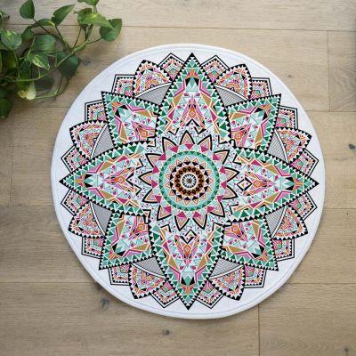 Exclusieve badmatten - Mandala badmat