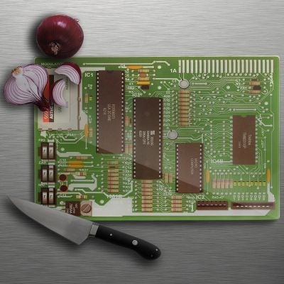 Keuken & barbeque - Motherboard snijplank