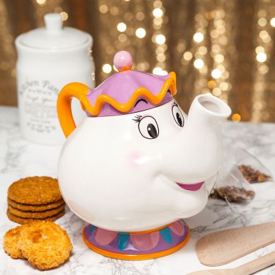 Keuken & barbeque - Mrs. Potts Theekan