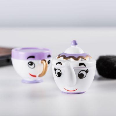 Badkamer - Mevrouw Tuit en Barstje lippenbalsem