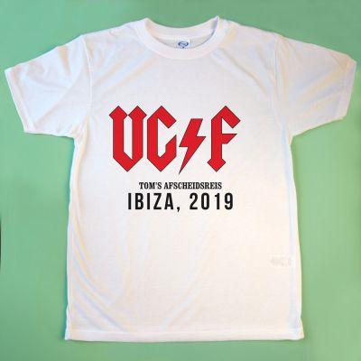 Exclusieve producten - Personaliseerbare T-shirt met tekst