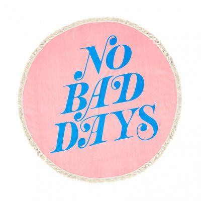 Festival gadgets - No Bad Days strandlaken