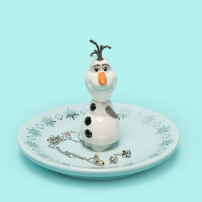 Onbevrozen Olaf juwelenschaaltje