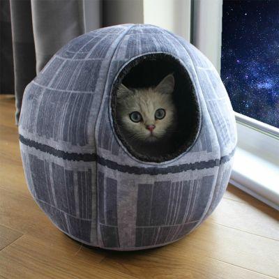 Star Wars gadgets en hebbedingen - Star Wars Deathstar kattenmand