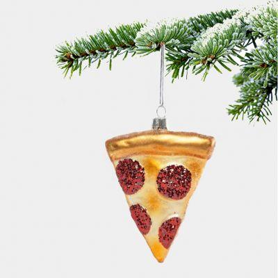Decoratie - Pizza kerstboom decoratie