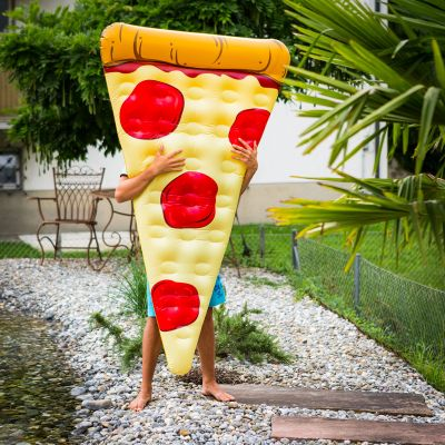 Buiten - Pizza Luchtbed