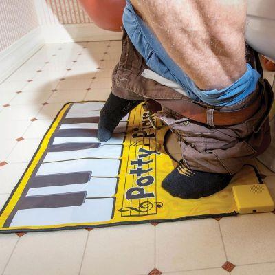 Speeltjes - WC piano mat