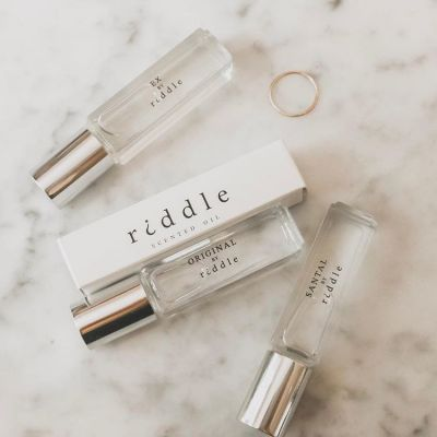 Badkamer - Riddle Scented Oil Roll-Ons
