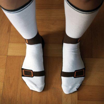 Grappige cadeaus - Sandaalsokken