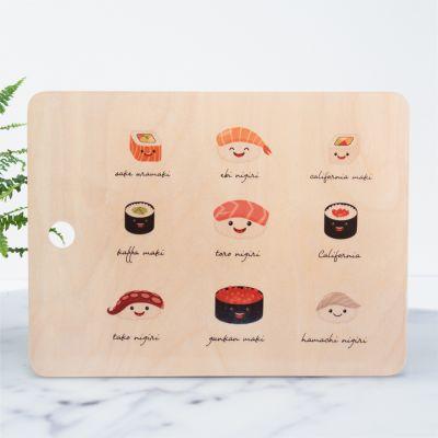 Exclusieve snijplanken - Sushi snijplank