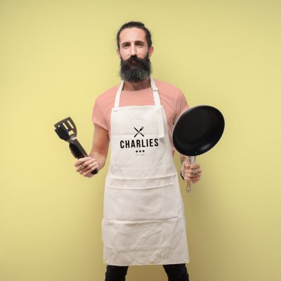 Keuken & barbeque - Personaliseerbaar keuken short master chef