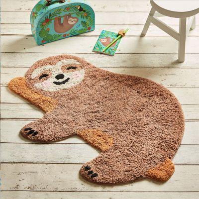Baby cadeaus - Luiaard tapijt
