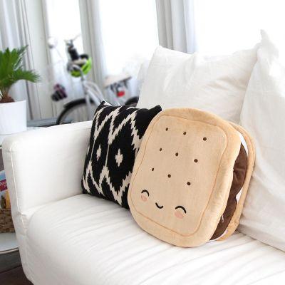 Home Gadgets - s'mores chocotaartje warmtekussen