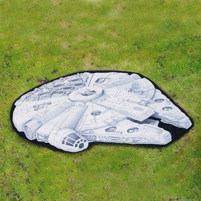 Star Wars gadgets en hebbedingen - Star Wars Millenium Falcon picnic deken