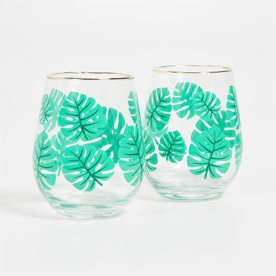 Tuinfeest decoratie - Monteverde cocktailglas