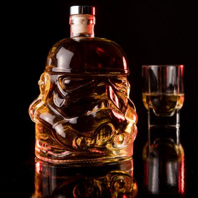 Bar accesoires - Glazen Stormtrooper karaf