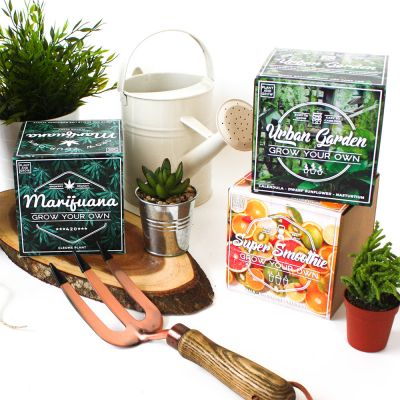 Keuken & barbeque - Urban Gardening set