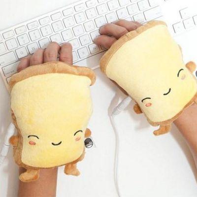 Kleding - Toast handwarmers met USB