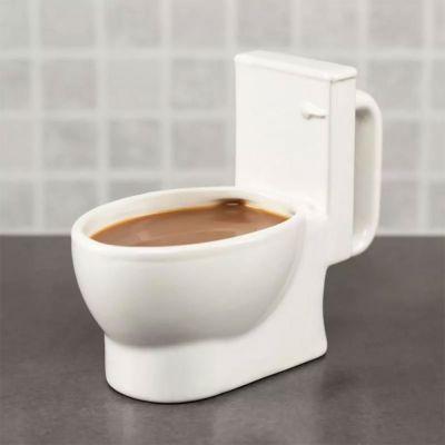 Grappige cadeaus - Toilet mok