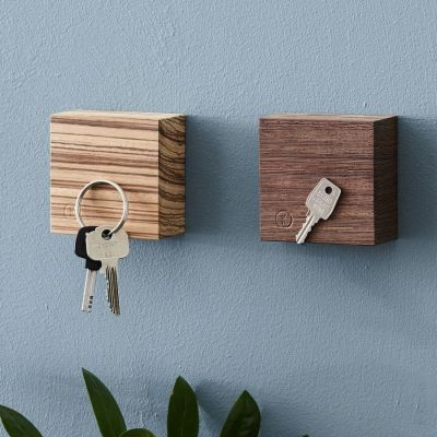 Home Gadgets - Traktor magnetisch houtblok