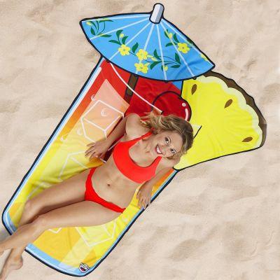 Zwembad Accessoires - Zomercocktail strandlaken
