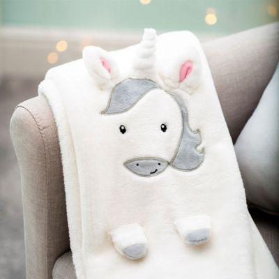 Baby cadeaus - Eenhoorn baby deken
