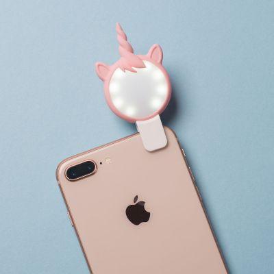Festival gadgets - Eenhoorn selfie licht