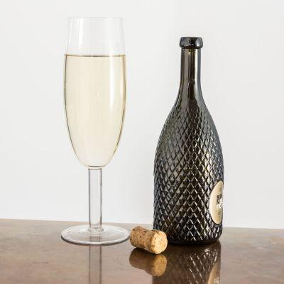 Verjaardagscadeau voor vriendin - XL Champagneglas 0,75L