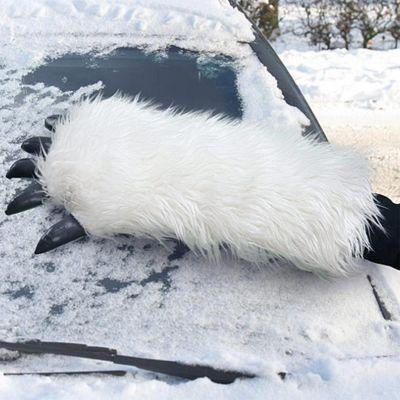 Sinterklaas surprise - Yeti ijskrabber