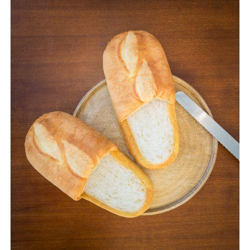 Verjaardagscadeau - Brood pantoffels