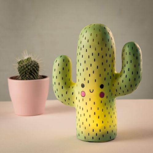 Kerstcadeau - Cactus lamp