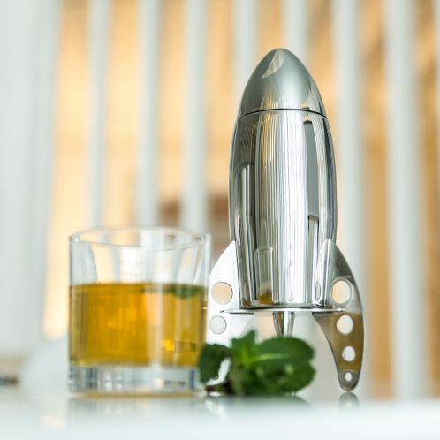 Verjaardagscadeau - Raket cocktailshaker