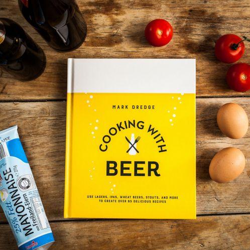 Verjaardagscadeau - Bier kookboek