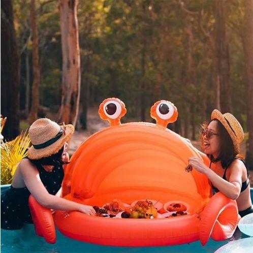 Opblaasbare krab voor kinderen
