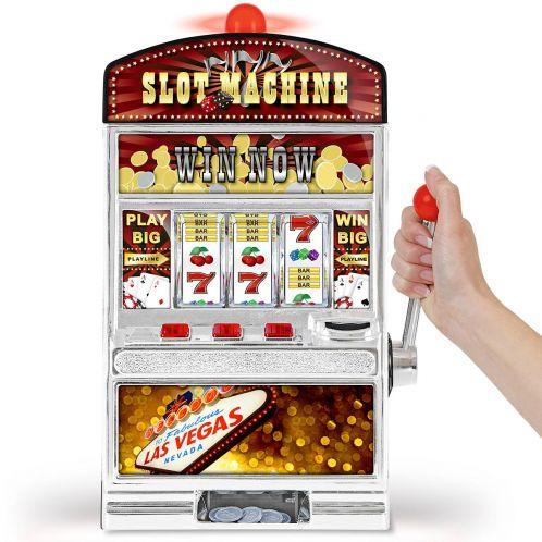 Verjaardagscadeau - Slot Machine - Speelautomaat