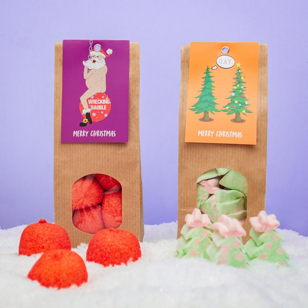 Oh Denneboom en Santa Marshmallows