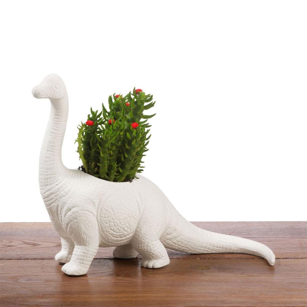 Plantosaurus Bloempot T Rex