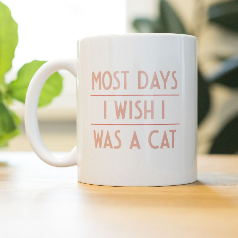 Most Days I Wish ... mok